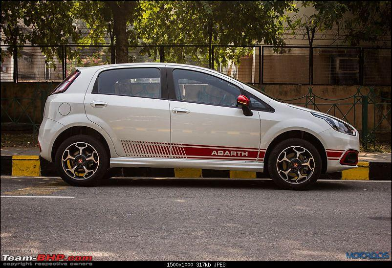 A Close Look: Fiat Punto Abarth. EDIT: Now launched at Rs. 9.95 lakhs!-fiatabarthpunto31.jpg