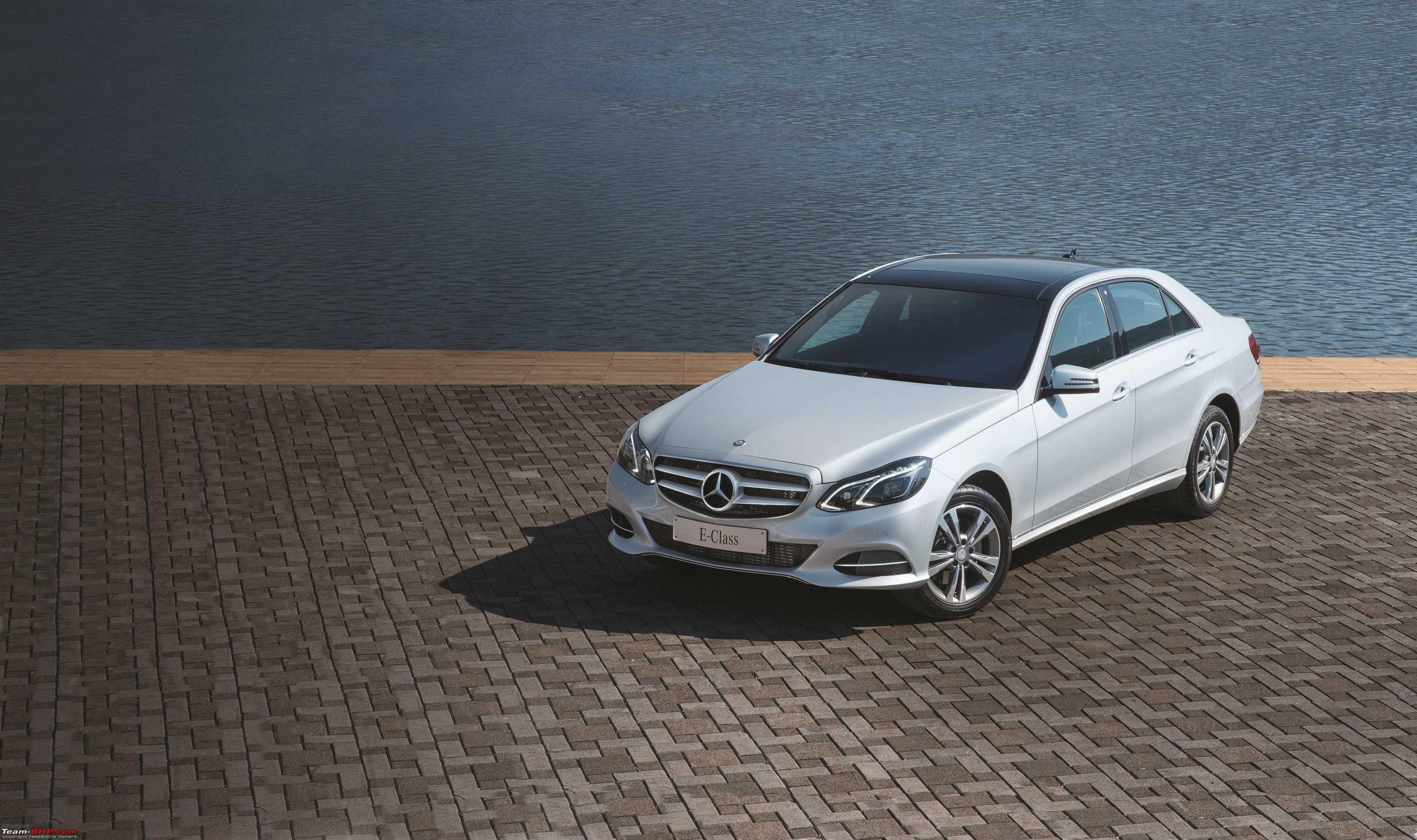 mercedes loaning cars to government of india - team-bhp