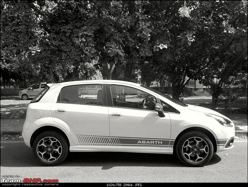 A Close Look: Fiat Punto Abarth. EDIT: Now launched at Rs. 9.95 lakhs!-img-1.jpg