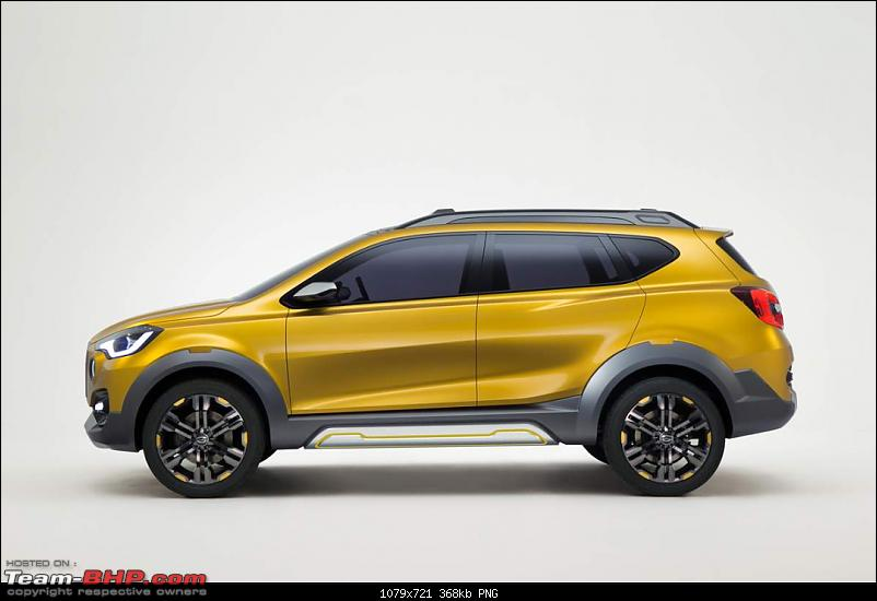 *Rumour* - Datsun Go Cross version coming up?-20151029_221427.png