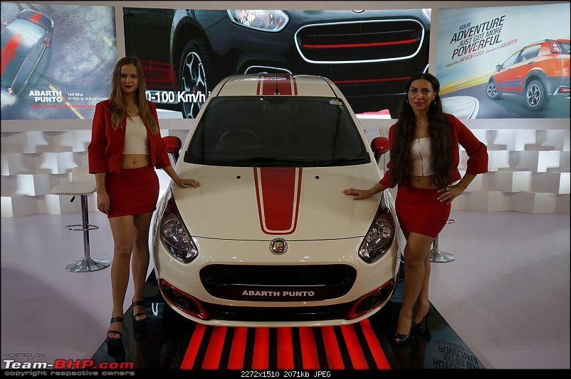 Pics & Report: 2015 Autocar Performance Show, Mumbai-2.jpg
