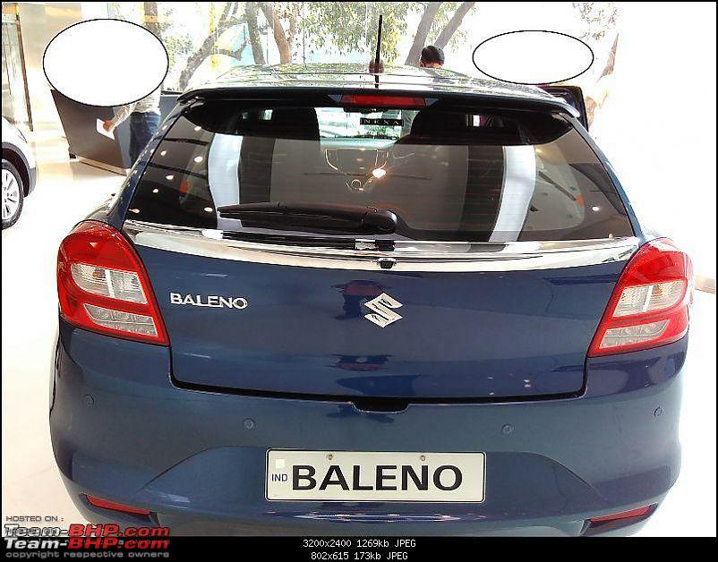 Next-gen Suzuki Baleno (YRA) unveiled. EDIT: Now launched at Rs. 4.99 lakhs-img_20151028_113025.jpg