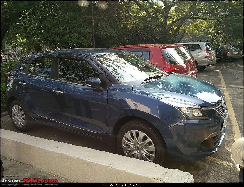 Next-gen Suzuki Baleno (YRA) unveiled. EDIT: Now launched at Rs. 4.99 lakhs-img20151113wa0011.jpg