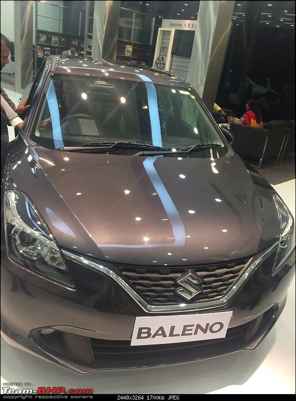Next-gen Suzuki Baleno (YRA) unveiled. EDIT: Now launched at Rs. 4.99 lakhs-baleno.jpg