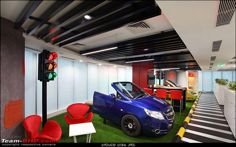 General Motors' cool new office at Gurgaon-2.jpg