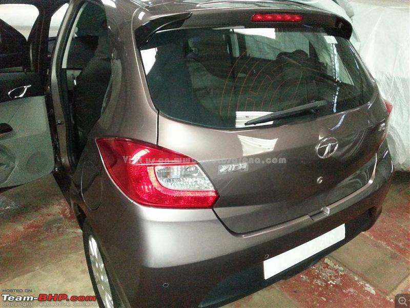 The Tata Zica Hatchback (aka Kite)-tatamotorszicarear.jpg