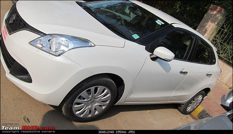 Next-gen Suzuki Baleno (YRA) unveiled. EDIT: Now launched at Rs. 4.99 lakhs-img_0046.jpg