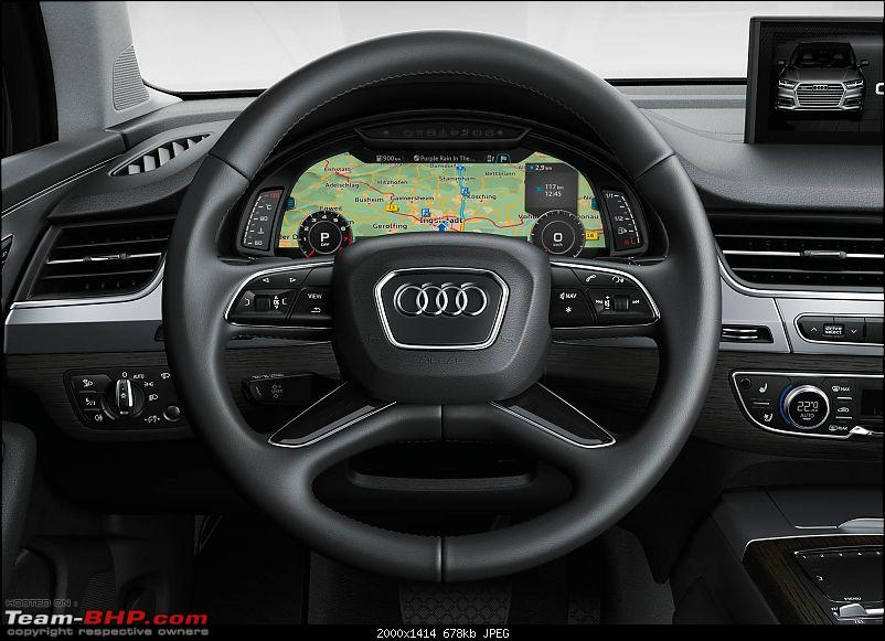 2nd-gen Audi Q7 launched in India at Rs. 72 lakhs-11q7_steering-wheel.jpg
