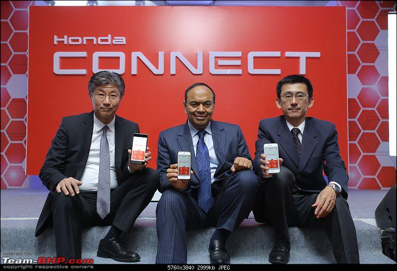 Honda India launches mobile app & communication device - Honda Connect-connect.jpg