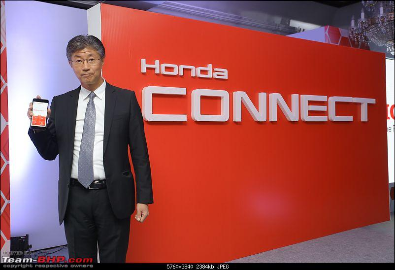 Honda India launches mobile app & communication device - Honda Connect-connect2.jpg