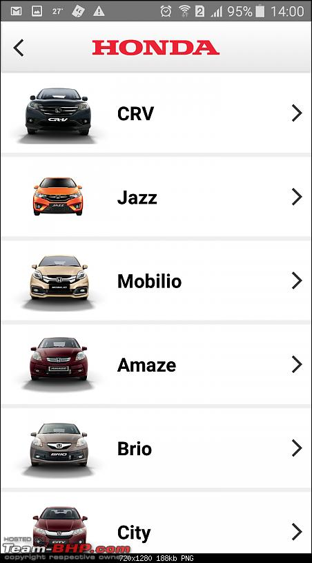 Honda India launches mobile app & communication device - Honda Connect-screenshot_20151218140040.png