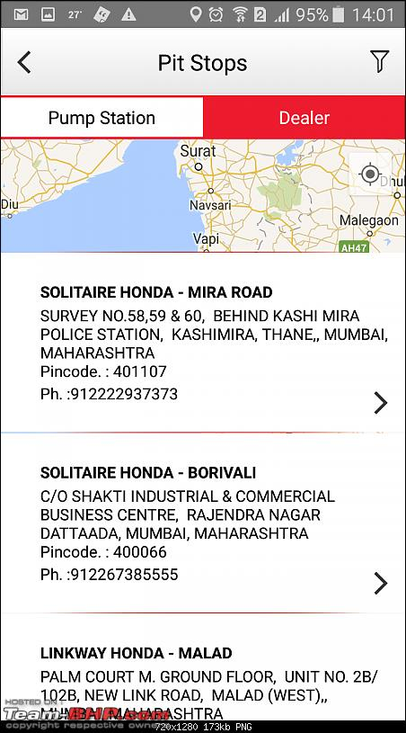 Honda India launches mobile app & communication device - Honda Connect-screenshot_20151218140110.png