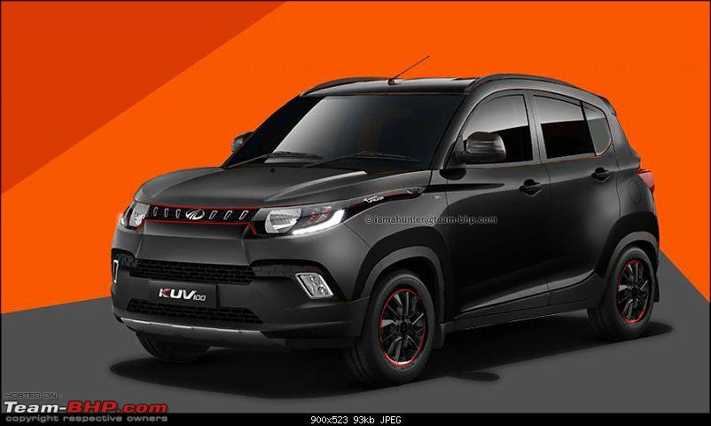 Mahindra unveils KUV100 compact SUV. EDIT: Now launched at Rs. 4.42 lakh (ex-Pune)-mahindrakuv100official2ecpy.jpg