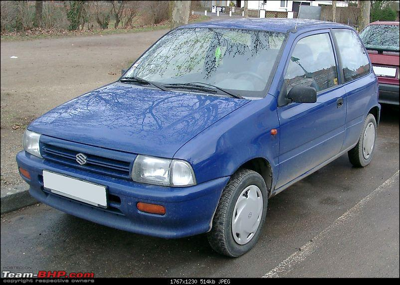 A Pictorial- The Legendary Suzuki Alto: : Different Versions all over the world!-suzuki_alto_front_20080116.jpg