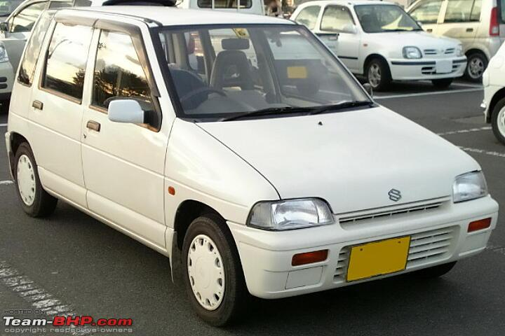 Suzuki Alto 3 Door. The Legendary Suzuki Alto: