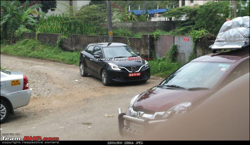 The Maruti Baleno RS: 1.0L turbo-petrol engine. EDIT: Launched at Rs. 8.69 lakh-.jpg