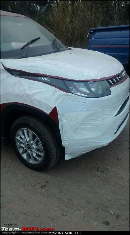 Mahindra unveils KUV100 compact SUV. EDIT: Now launched at Rs. 4.42 lakh (ex-Pune)-1451928306031.jpg