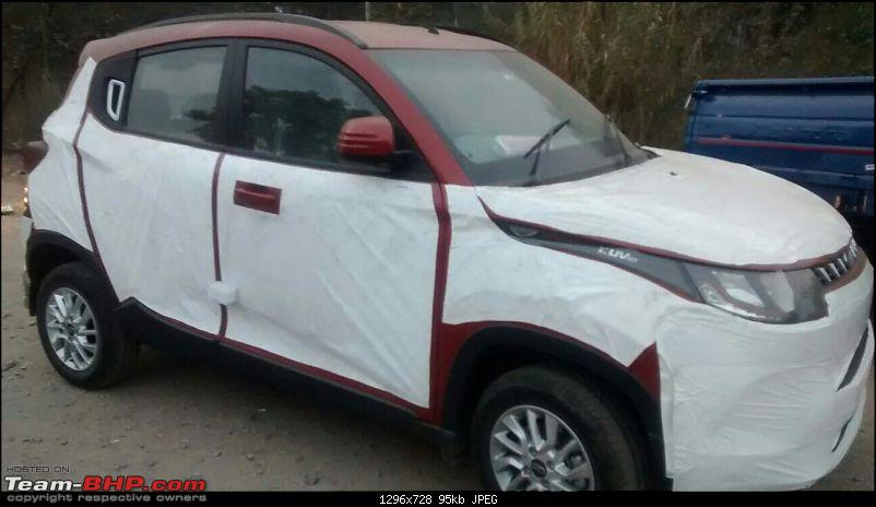 Mahindra unveils KUV100 compact SUV. EDIT: Now launched at Rs. 4.42 lakh (ex-Pune)-1451928335540.jpg
