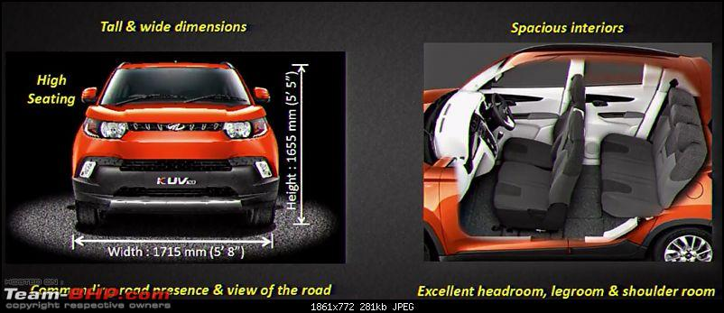 Mahindra unveils KUV100 compact SUV. EDIT: Now launched at Rs. 4.42 lakh (ex-Pune)-suvcar.jpg