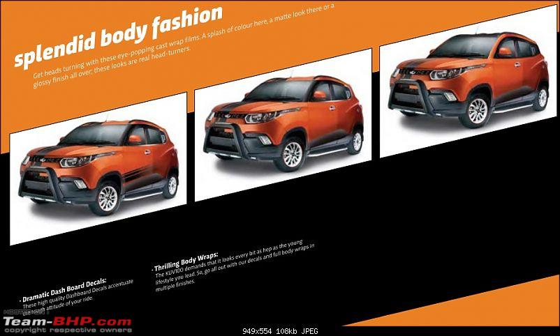 Mahindra unveils KUV100 compact SUV. EDIT: Now launched at Rs. 4.42 lakh (ex-Pune)-kuv1.jpg