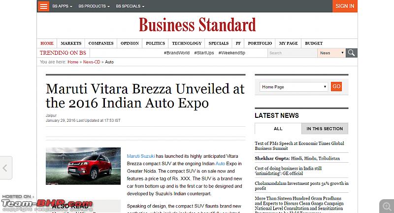 The Maruti Vitara Brezza Compact SUV-maruti-vitara-brezza-unveiled-2016-indian-auto-expo-business-standard-news.png