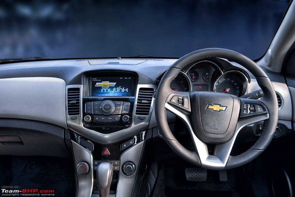 Chevrolet Cruze gets a minor facelift & more features for ...
