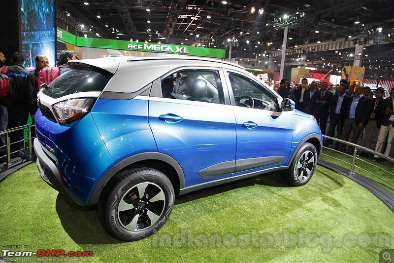 Tata's compact SUV, the Nexon-4.jpg