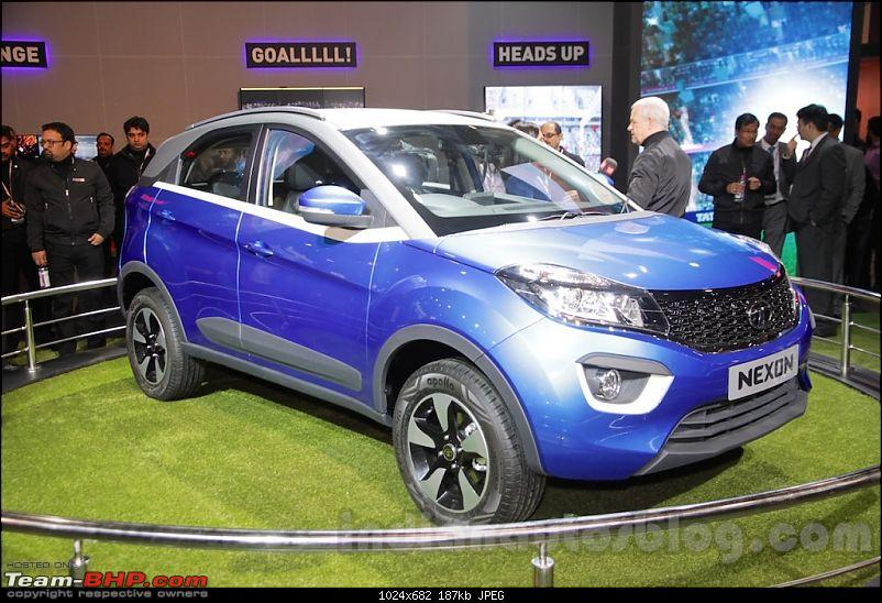 Which car wowed you at the Auto Expo 2016?-tatanexon.jpg