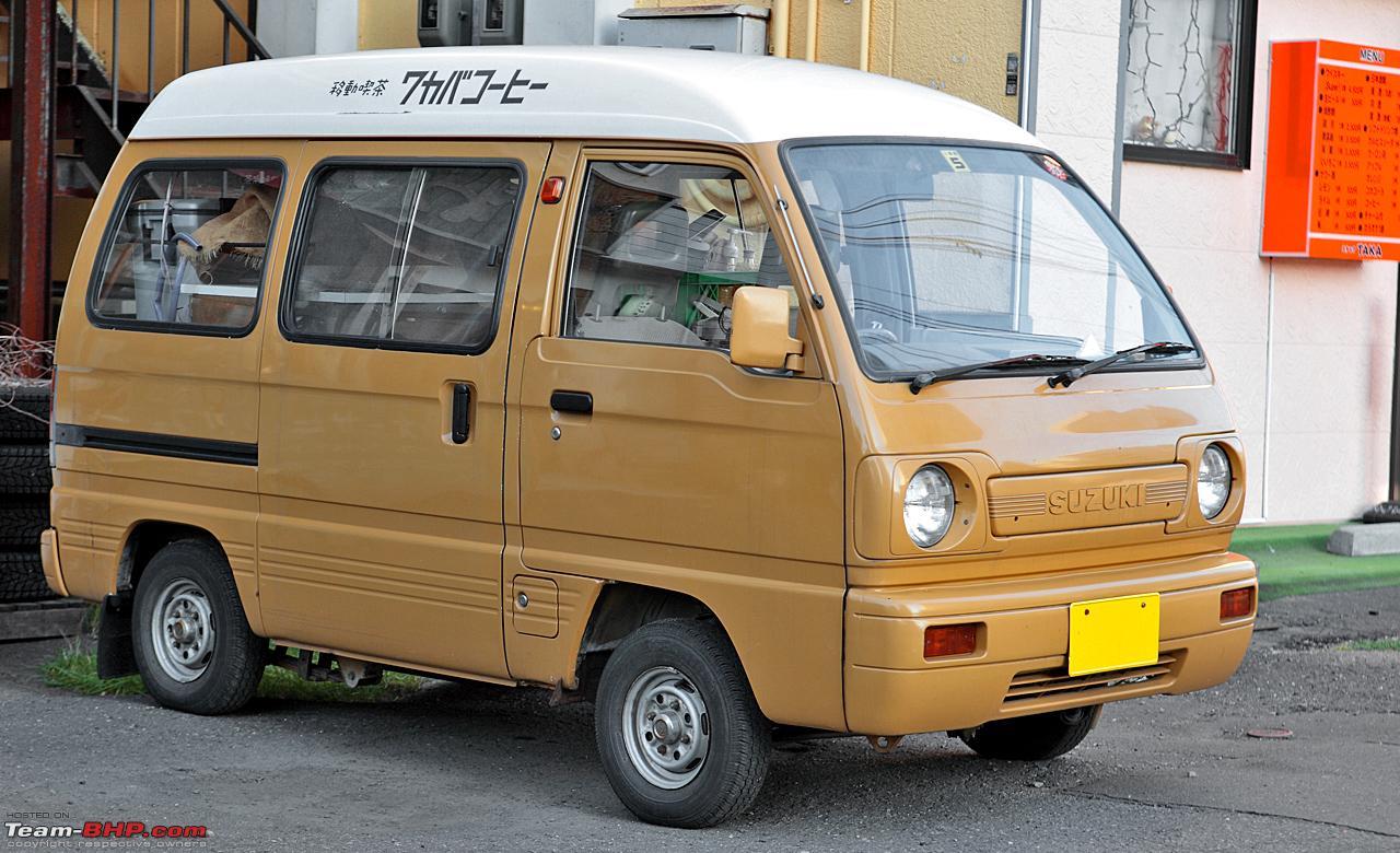 The Maruti Omni thread (Maruti Van) - Team-BHP
