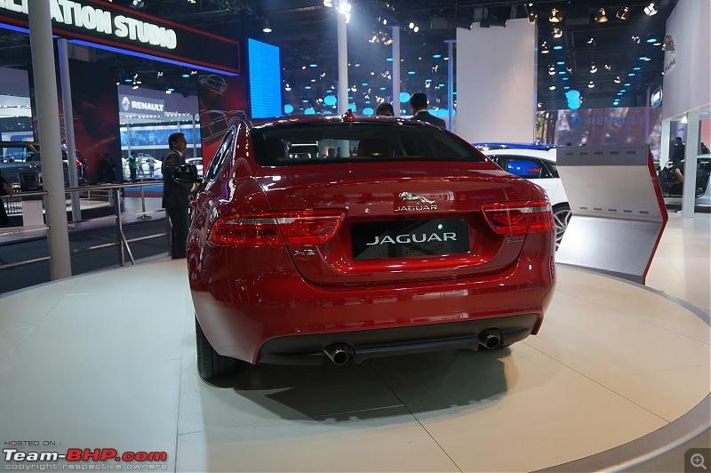 Jaguar XE Launched @ Auto Expo 2016-3a.jpg