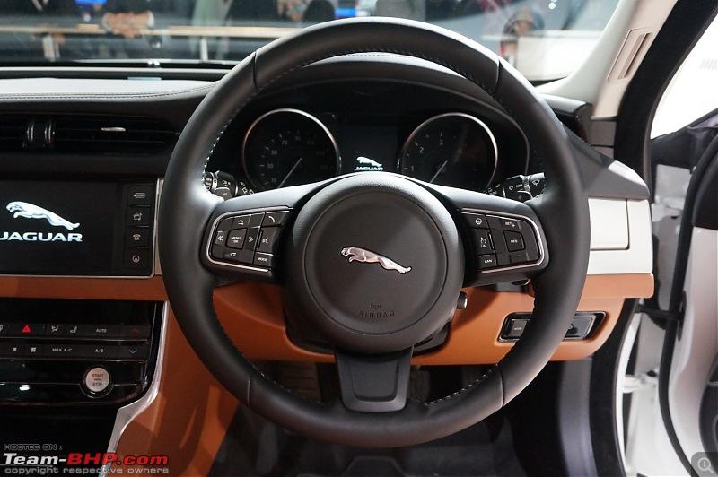 Jaguar XF @ Auto Expo 2016-48.jpg