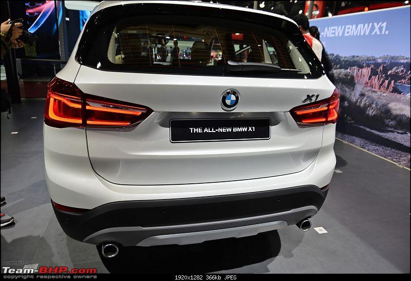Next Gen BMW X1 Launched @ Auto Expo 2016 06 Aaa_2295