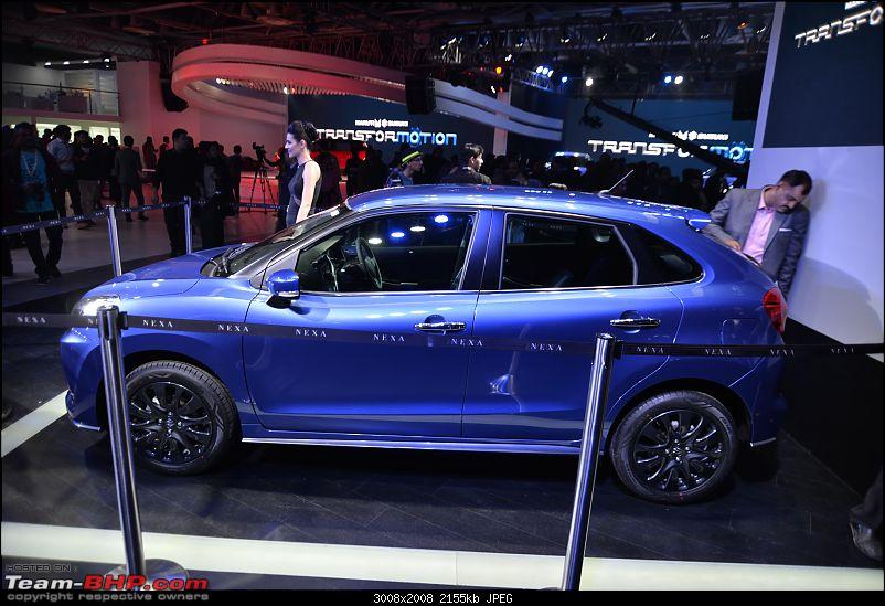 The Maruti Baleno RS: 1.0L turbo-petrol engine. EDIT: Launched at Rs. 8.69 lakh-3.jpg
