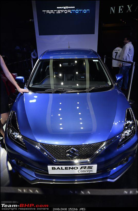 The Maruti Baleno RS: 1.0L turbo-petrol engine. EDIT: Launched at Rs. 8.69 lakh-baleno.jpg