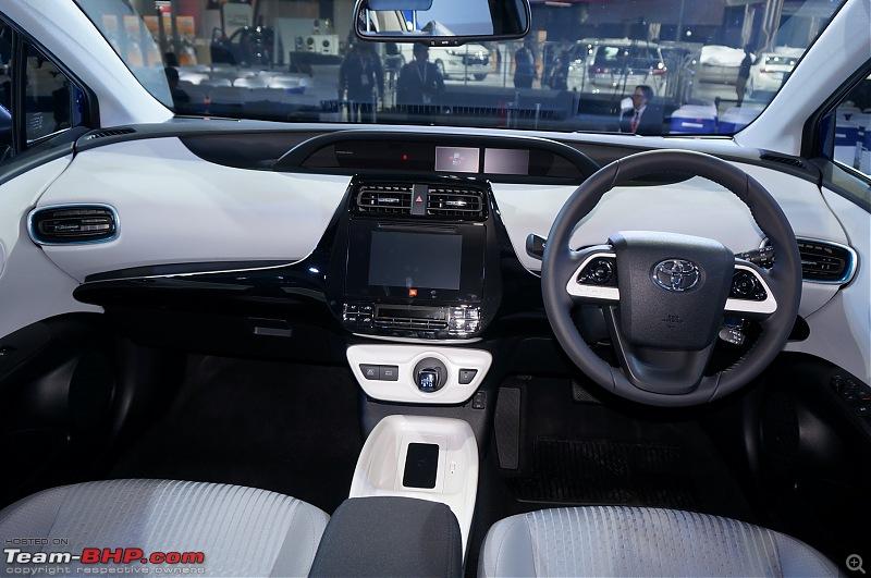 Toyota Prius @ Auto Expo 2016-21.jpg