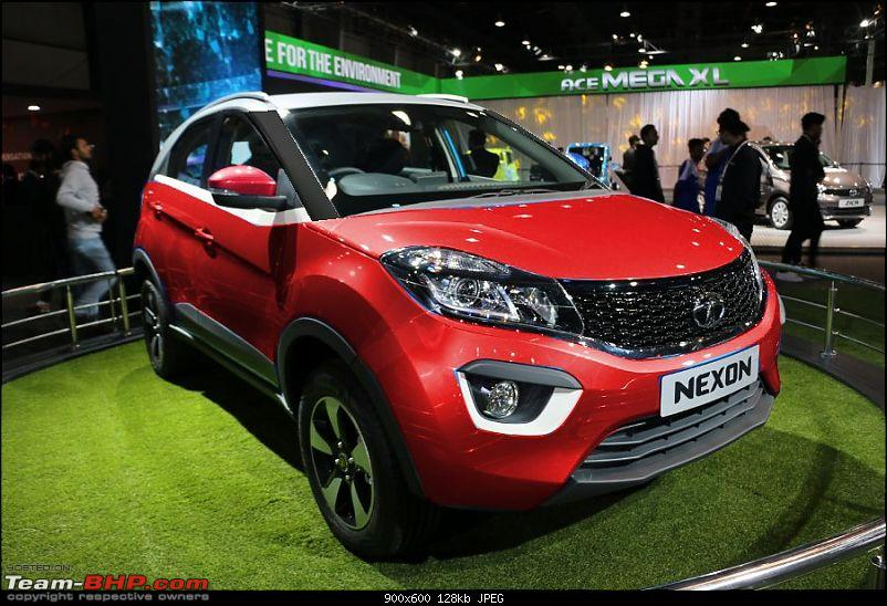 The Tata Nexon, now launched at Rs. 5.85 lakhs-nexon-red.jpg