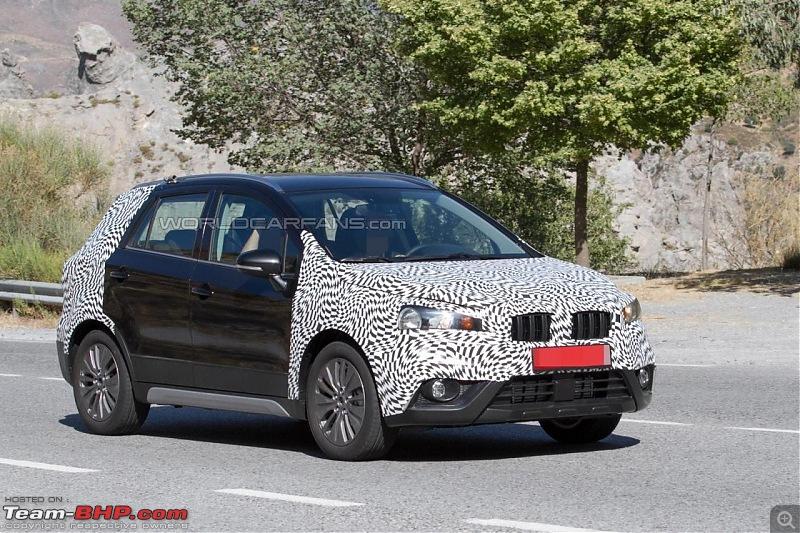 2016 Suzuki S-Cross facelift leaked. EDIT: Revealed in Italy-700059841058397978.jpg