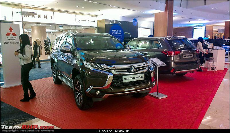 India-bound 2015 Mitsubishi Pajero Sport launched in Thailand-14249.jpg