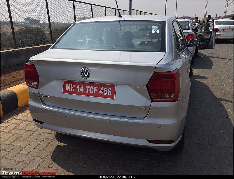 Volkswagen Ameo @ Auto Expo 2016. EDIT: Starts at Rs. 5.14 lakhs!-1.jpg