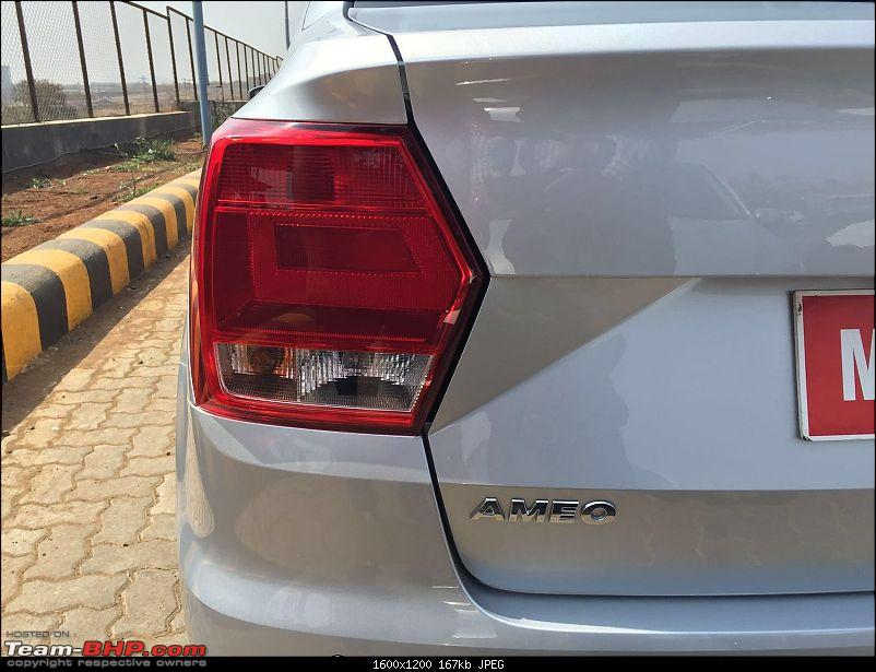 Volkswagen Ameo @ Auto Expo 2016. EDIT: Starts at Rs. 5.14 lakhs!-3.jpg