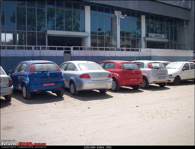 FIAT Grande Punto Specs: Punt(o)ing around town-punto5.jpg