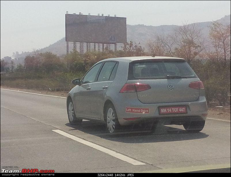 SCOOP : VW Golf Spotted Testing In Pune, India-20160317_120544.jpg