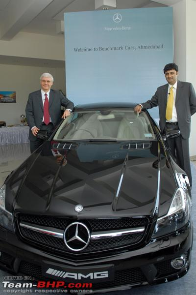 Mercedes Service Center In Ahmedabad