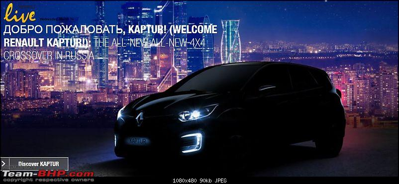 Renault teases Kaptur CUV; to be launched this year as the Captur-1.jpg
