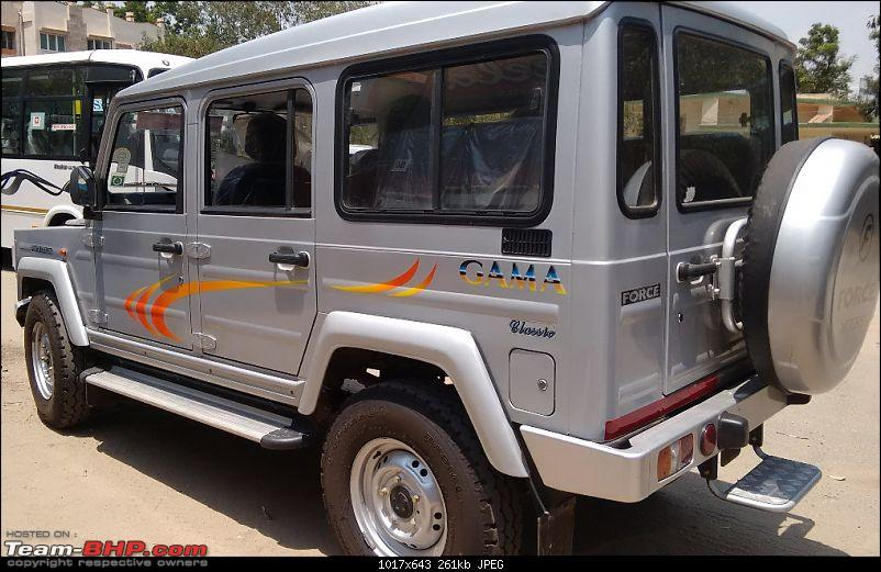 Force Motors to exit SUV market; UV business to continue-gama4wd4.jpg