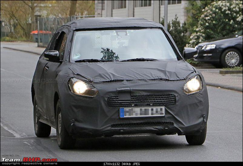 The 2017 next-gen Suzuki Swift. EDIT: Revealed in Japan-suzukiswift1.jpg