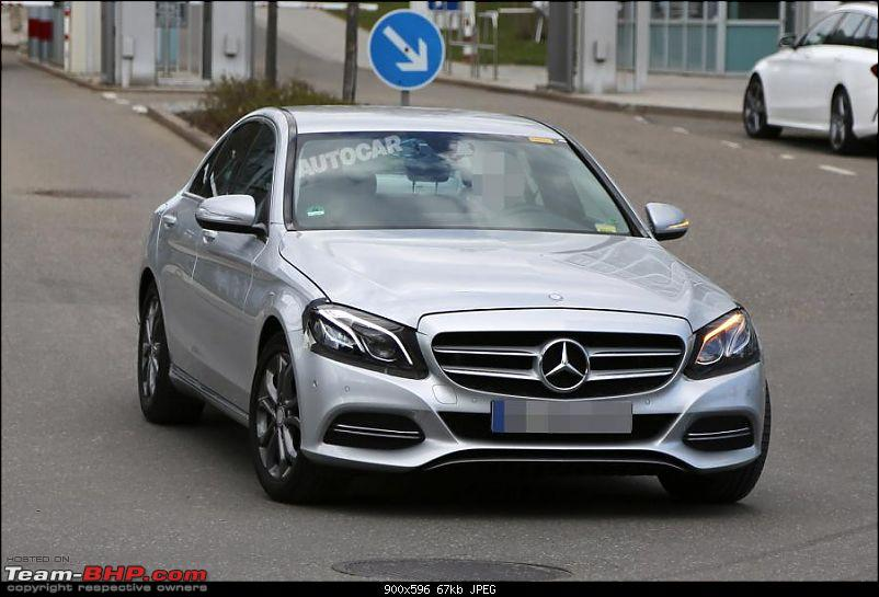 2015 Mercedes-Benz C-Class launched at Rs 40.9 lakh Ex-Delhi-cclassfacelift2016039.jpg