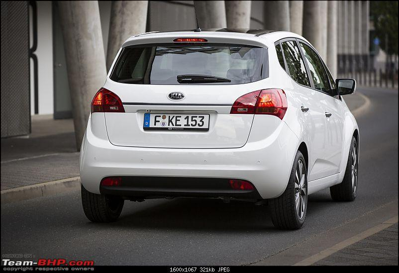 Kia Motors coming to India-2015kiavenga6.jpg