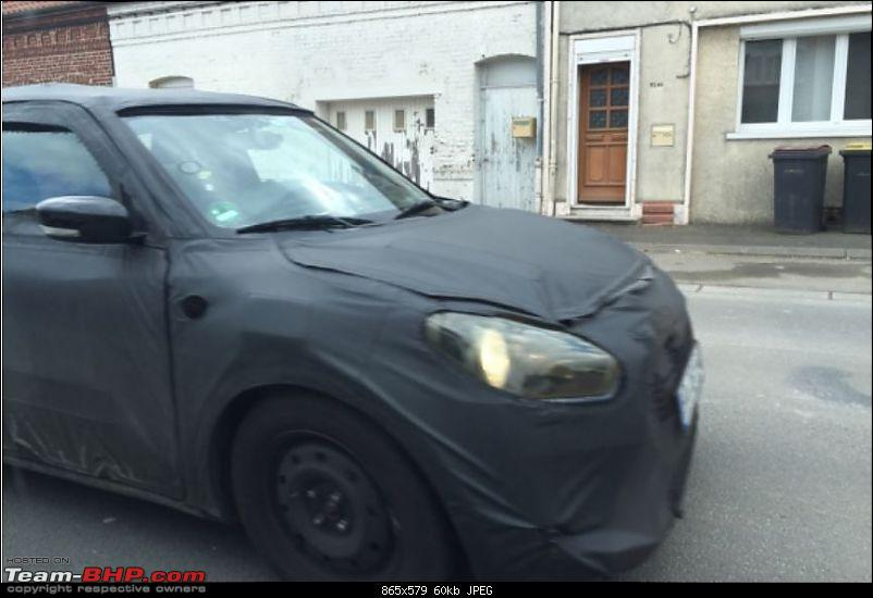 The 2017 next-gen Suzuki Swift. EDIT: Revealed in Japan-1.jpg