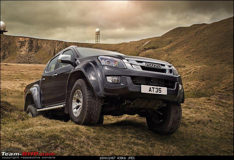 Isuzu starts production at Andhra Pradesh. Rolls out D-Max V-Cross @ 12.49 lakhs-isuzuteamsupwitharctictrucksforultimatedmax_2.jpg